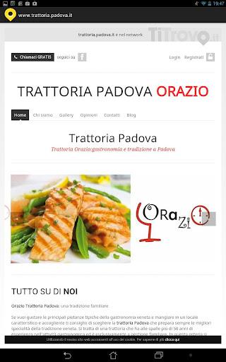 Trattoria Padova