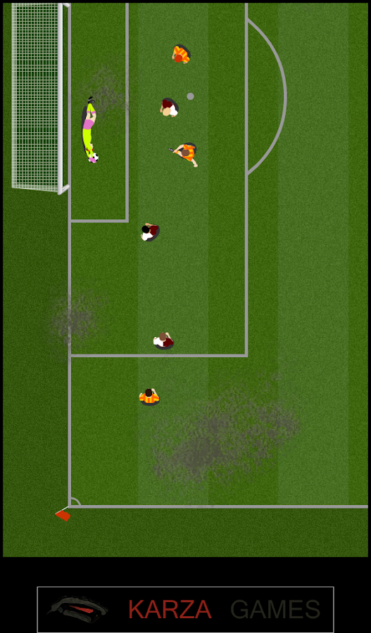 Karza Football Man. 2016- screenshot