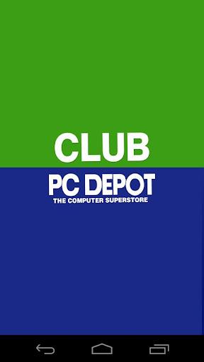 PCDEPOT CLUBuff08PCu30c7u30ddu30afu30e9u30d6uff09u30a2u30d7u30ea 1.3.0 Windows u7528 1