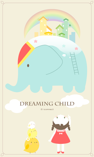 Dreaming child go launcher