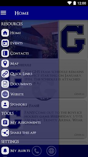 【免費教育App】Glastonbury High School-APP點子