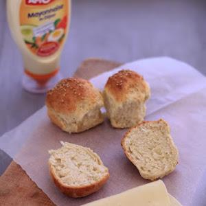 Amora Dijon Mayonnaise Muffins