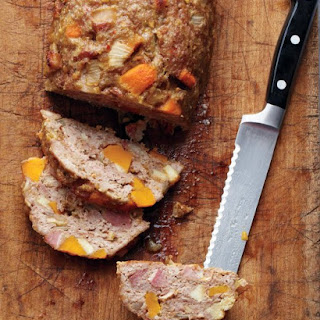 Spicy Butternut Squash Meatloaf