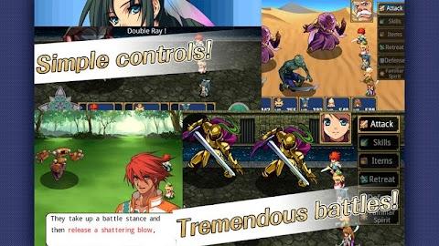 RPG End of Aspiration Screenshot 2