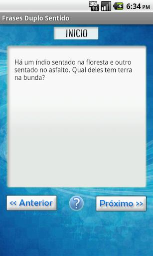 Frases de Duplo Sentido 1.2 screenshots 2