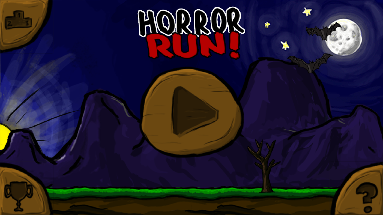 Horror Run!- screenshot