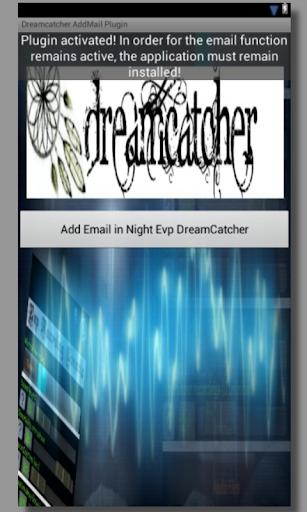 Plugin Night Evp DreamCatcher
