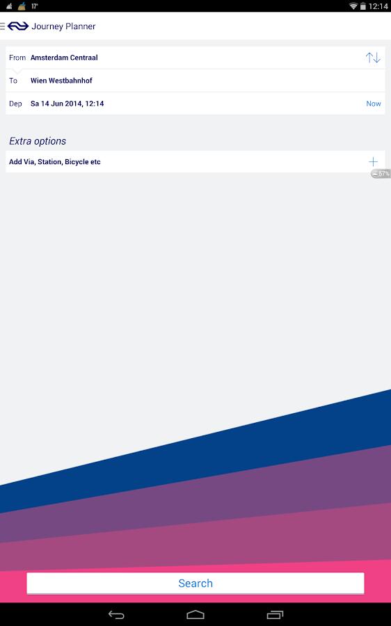 NS International- screenshot