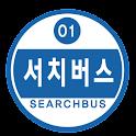 서치버스 logo