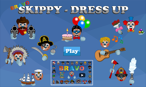 Bravo Skippy Dress Up