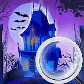 Haunted House Hidden Objeccts