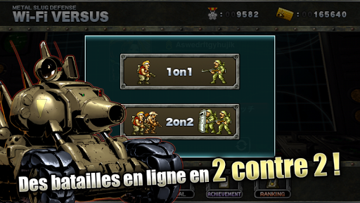 METAL SLUG DEFENSE  captures d'écran 5
