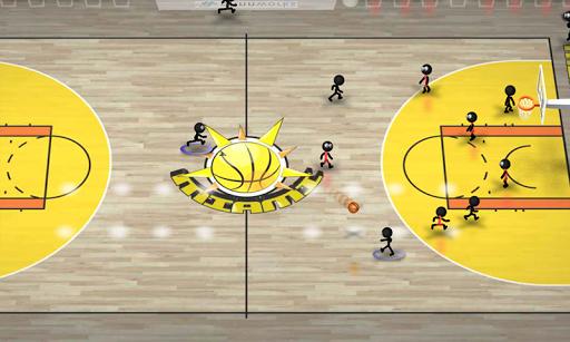 Stickman Basketball 1.9 screenshots 6