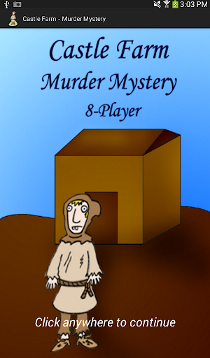 Castle Farm - Murder Mystery