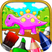 Kids Coloring & Painting World