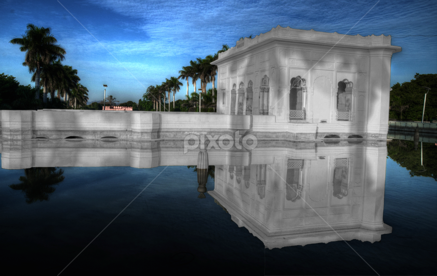 Pinjore Garden  by Deepak Goswami - Buildings & Architecture Public & Historical
