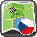 Czech Offline Navigation icon
