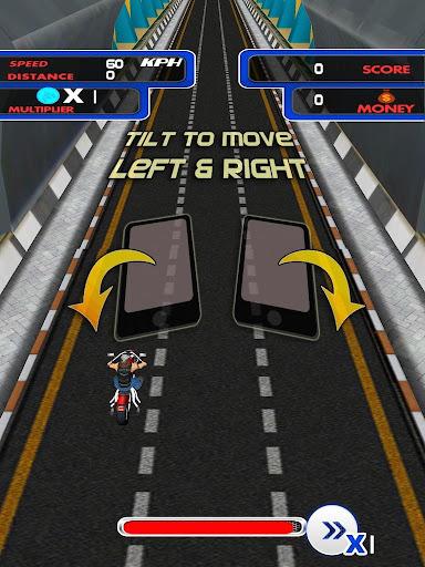 Crazy Traffic Rider