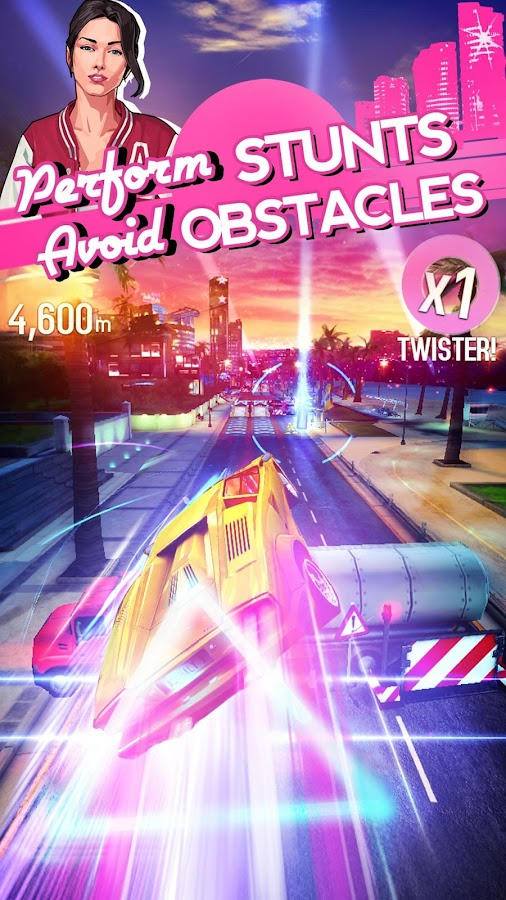 Asphalt Overdrive- screenshot