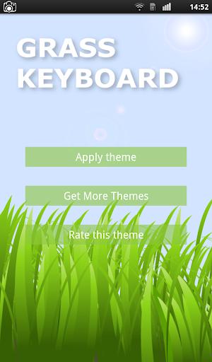 Green Grass Keyboard