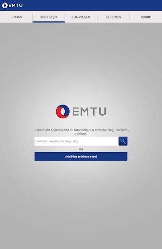 EMTU Oficial  screenshots 10