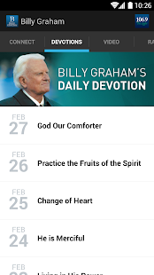 Billy Graham- screenshot thumbnail