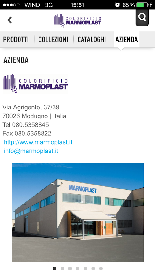 Marmoplast- screenshot