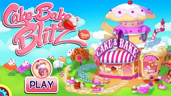 Cake Bake Blitz- screenshot thumbnail
