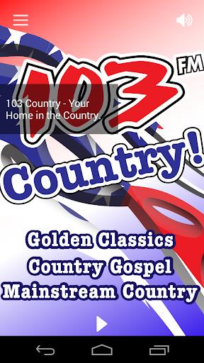 103 Country - WGDN 103.1