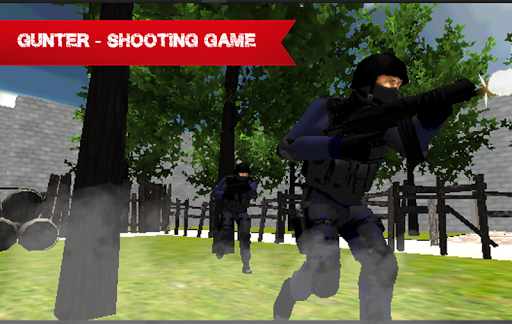 war 3D - shooting game