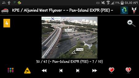 Cameras Singapore - Traffic 5.9.7 screenshot 1264661