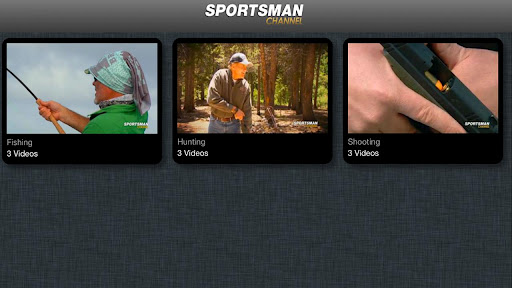Sportsman for Tablets