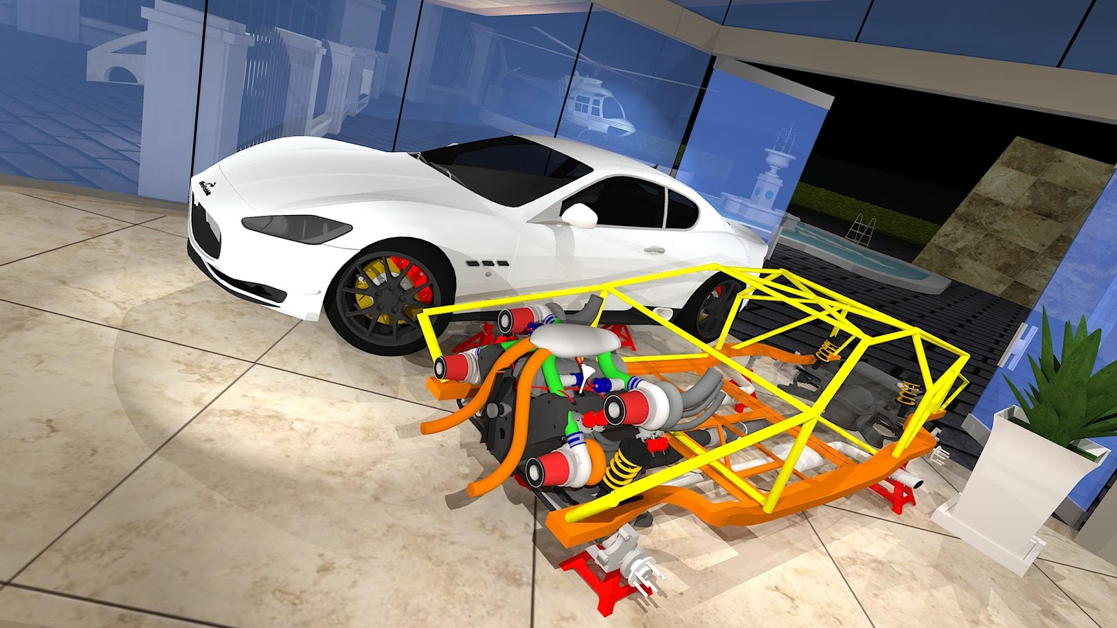 Fix My Car >> Fix My Car Luxury Build Race Android Apps On Google Play
