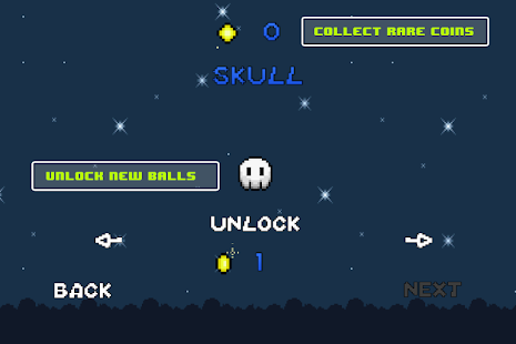 Retro Bouncing Ball - screenshot thumbnail