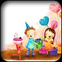 生日快乐壁纸 icon