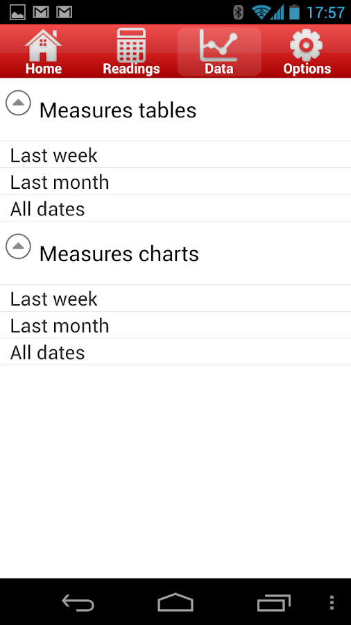 My Glycemia : Diabete tracker- screenshot