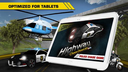 玩免費策略APP|下載HIGHWAY CHASE DOWN 3D app不用錢|硬是要APP