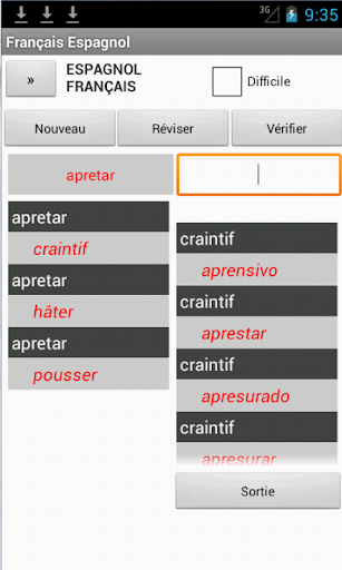 玩書籍App|French Spanish Dictionary免費|APP試玩