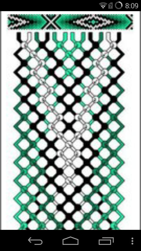Схемы фенечек- screenshot