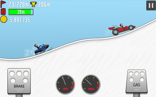 Hill Racing PvP  16