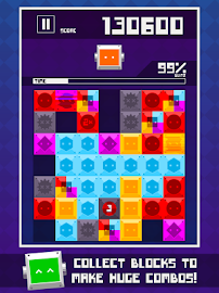 Blitz Block Robo Screenshot 9