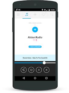 Rádio Albánie - náhled