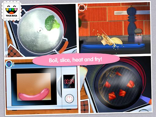 Toca Kitchen  screenshots 7