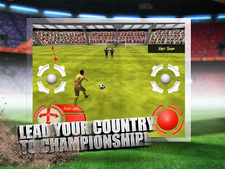 Football: World Cup (Soccer) 1.0.23 screenshot 16309
