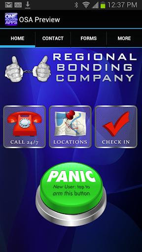 Regional Bonding Co