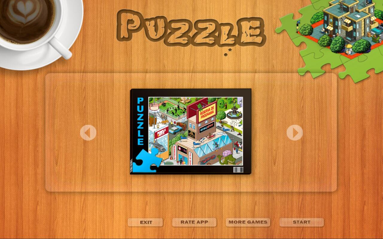 Puzzle Collection: Pixel World - screenshot