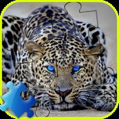 Leopard Jigsaw Puzzle