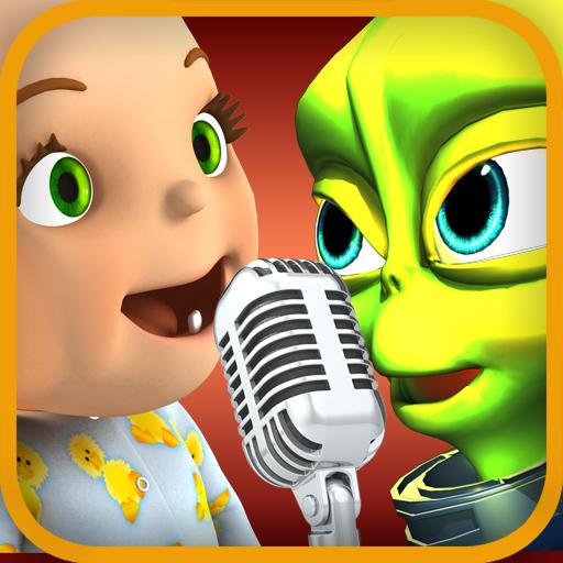 变声娱乐:说到临 - Duck Voice 娛樂 App LOGO-APP試玩