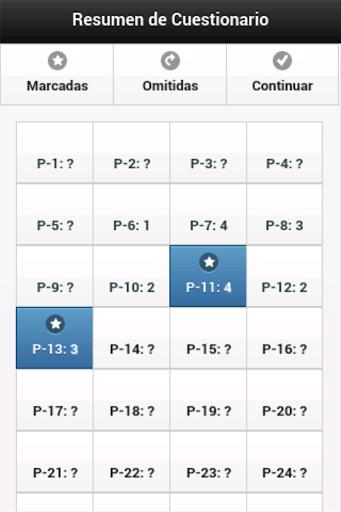 Simulador Examen ICFES  screenshots 6