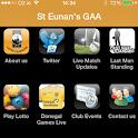 St Eunan's GAA icon
